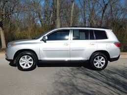 2013 Used Toyota Highlander FWD 4dr V6 Plus at Chevrolet of ...