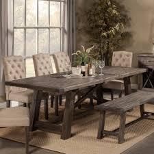 Furnituremaxx Frey Industrial Look Dining Table With 4 StoolsIndustrial Look Dining Table