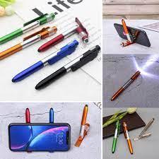 Bút Bi Cảm Ứng Đa Năng 4 Trong 1 Có Tích Hợp Đèn LED Chiếu Sáng - NHẬP KHẨU  TẠI NHẬT BẢN tại Hà Nội