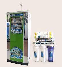 Máy lọc nước RO cao cấp Gravita(3 cốc, 9 lõi lọc)