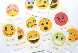 3 juegos de dramatización usando emojis