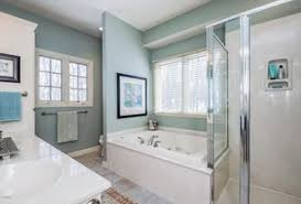 4 tags Traditional Master Bathroom with Swan 36 in. x 72 in. 1-piece Easy