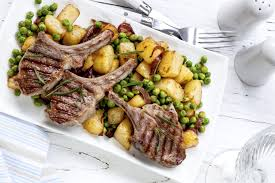 Grilled Lemony Lamb Chops Faith Middletons Food Schmooze