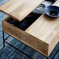 coffee table west elm materialwant co