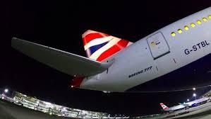 british airways operates repatriation