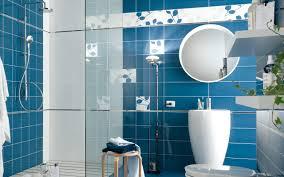 Blue Tiled Bathrooms Blue Bathroom Tiles 4685