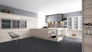 Modern Kitchen Flooring Italian Kitchen Design With Wooden Laminating Flooring In Modern