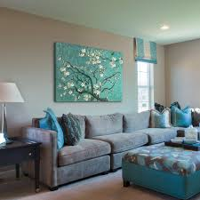 ... Living room, Green Living Room Art Reclaimedl In Interior Design For  Home With Living Room ...