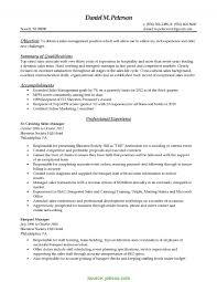 Catering Sales Manager Resume 25792 Densatilorg