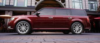 2018 Ford® Flex Full-Size SUV | Spacious 7-Passenger Seating ...