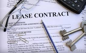Termination Of Commercial Leases And The Right To A New Lease-The ...
