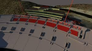 Sun Bowl Stadium Seating Chart Sun Bowl Stadium Modernization Project
