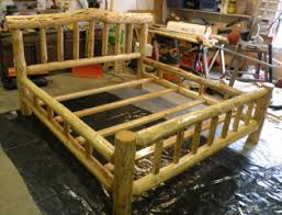 build rustic furniture. build rustic log furniture with the ez kit to make like above