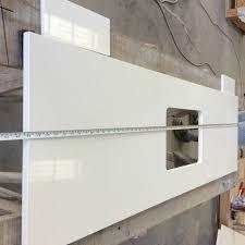 china composite white quartz kitchen worktops with granite countertops manmade stone supplier