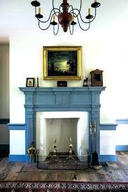 redo fireplace surround cost to replace