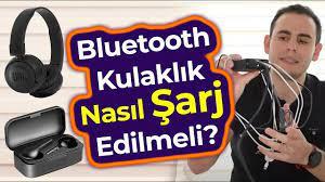 Bluetooth Kulaklık Nasıl Şarj Edilmeli? Mert Gündoğdu - YouTube