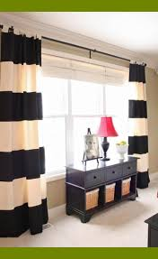 navy and white rugby stripe curtains navy and white striped curtains target