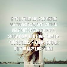 Truly Love Quotes Stunning If You Truly Love Someone Advice Quote Facebook Wall Pic