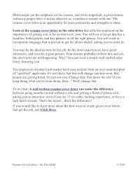 Cover Letter Key Phrases The Importance Nursing Cover Letter