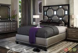 black modern bedroom sets. Black Modern Bedroom Sets Photo - 1 E