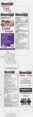 childrens dimetapp cold and cough liquid richmond division of wyeth dimetapp dosage chart by weight