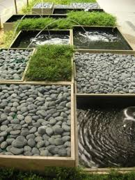Beautiful Garden Stone With Ponds