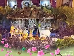 janmashtami decoration by jalaram yuvak mandal youtube