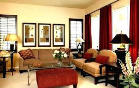 Brown And Red Living Room Ideas New Decorating
