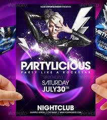 Create Free Party Flyers Online House Party Flyer Template Free Airsee Me