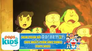 Top 10 phim hoạt hình Doremon dài, chiếu rạp hay nhất không thể bỏ lỡ