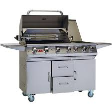 Bull BBQ   Burner Premium Freestanding LP Grill - Bull outdoor kitchen