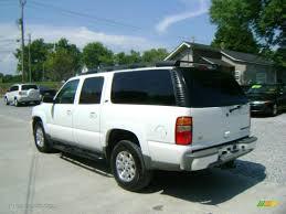 2003 Summit White Chevrolet Suburban 1500 Z71 4x4 #34643323 Photo ...