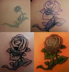Tattoo Cover Ups Secret Ink Tattoo