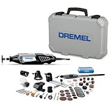rotary tool accessories. dremel 4000-6/50 120-volt variable-speed rotary tool with 50 accessories t
