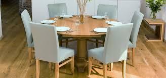 circa ii round extending table