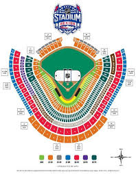 Stadium Series Seating Pricing Chart For Lakings Vs