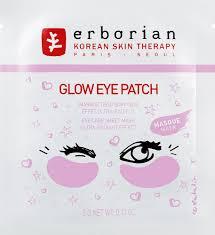 <b>Патчи Erborian Glow</b>, <b>тканевые</b>, для области вокруг глаз, 5 г ...