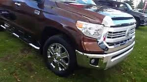 2014 Toyota Tundra Crewmax 1794 Edition in Sunset Bronze Brown 14 ...