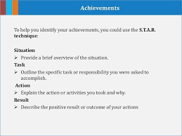 Achievements To Put On A Resume Adorable How To Show Accomplishments On Your Resume Aarp For Accomplishments