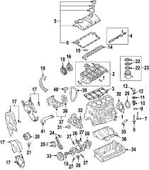 parts com® volkswagen crankcase partnumber 038103011bf 2005 volkswagen beetle gls tdi l4 1 9 liter diesel engine
