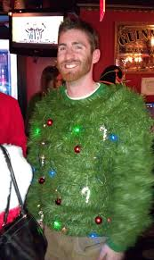 Ugly Christmas Sweater | Santacon nyc, Ugliest christmas sweaters ...