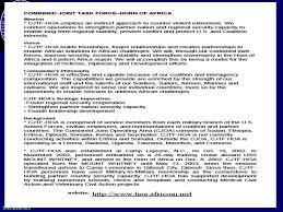 Africom Org Chart Ppt United States Africa Command Powerpoint Presentation