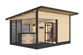 Sauna Harvia Solide