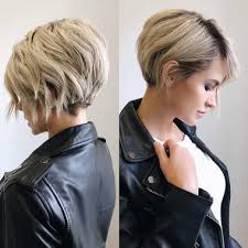 Stylish Short Hairstyles For Thick Hair Women Short Haircut Ideas