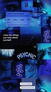 Dark Blue Aesthetic Tumblr - Dark Blue ...