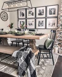 dining room decor ideas modern