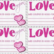Love Coupon Template Microsoft Word World Of Example With Regard