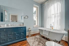 Light Blue And Grey Bathroom Ideas 10 Ways To Add Color Into Your Bathroom Design Freshome Com