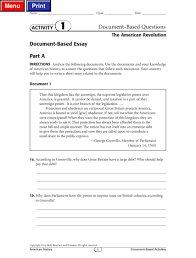 revolutionary war dbq pdf flipbook revolutionary war dbq