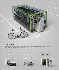 Bicycle Vending Machine New TBike Vending Machine Crams 48 Bikes In One Parking Spot Ubergizmo